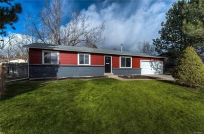 7663 Berwick Court, Boulder, CO 80301 - MLS#: 9336918