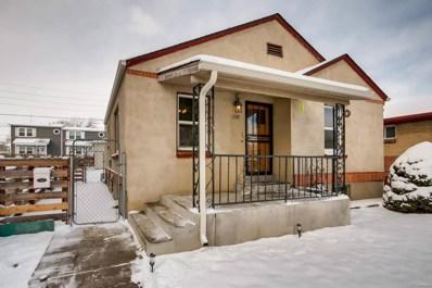 1741 Grove Street, Denver, CO 80204 - MLS#: 9341333