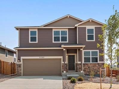 21302 E Princeton Place, Aurora, CO 80013 - MLS#: 9344462