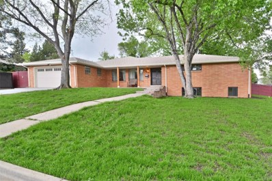 4095 Dudley Street, Wheat Ridge, CO 80033 - #: 9346175