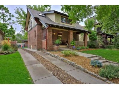 2332 Birch Street, Denver, CO 80207 - MLS#: 9348131