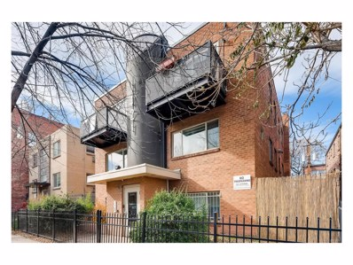 1421 Pearl Street UNIT 7, Denver, CO 80203 - MLS#: 9348663