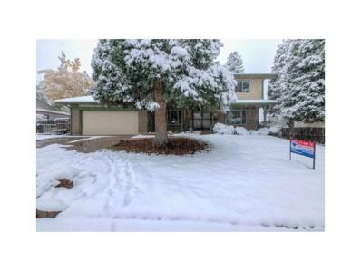 7344 E Hinsdale Drive, Centennial, CO 80112 - MLS#: 9353096