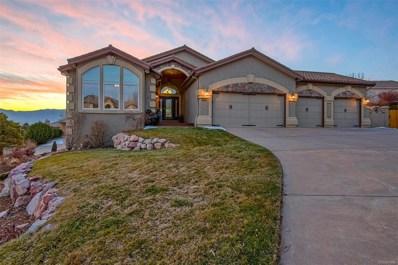 4240 Saddle Rock Road, Colorado Springs, CO 80918 - MLS#: 9353913
