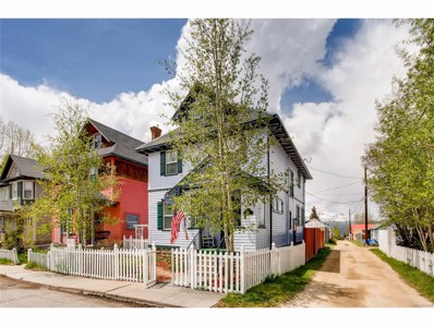 809 Spruce Street, Leadville, CO 80461 - MLS#: 9354922
