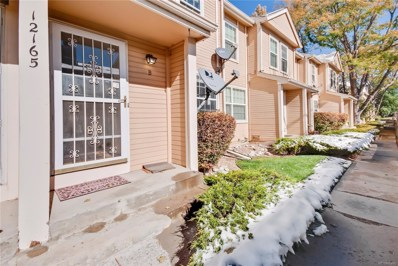 12165 Bannock Street UNIT B, Westminster, CO 80234 - MLS#: 9355084