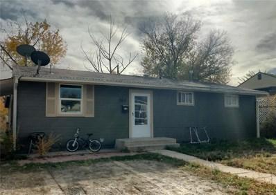 360 Cuchara Street, Denver, CO 80221 - MLS#: 9358319