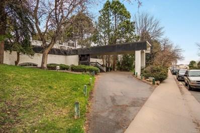 2325 S Linden Court UNIT 110, Denver, CO 80222 - #: 9359491