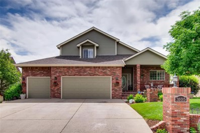 3105 54th Avenue, Greeley, CO 80634 - MLS#: 9361132