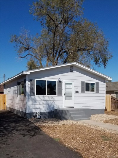 537 S 2nd Avenue, Brighton, CO 80601 - #: 9363219