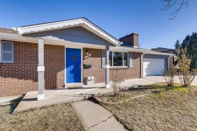 1662 S Balsam Court, Lakewood, CO 80232 - #: 9364571