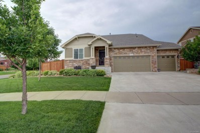 25282 E 2nd Place, Aurora, CO 80018 - MLS#: 9364625