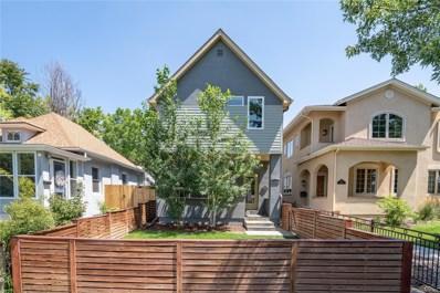 1214 S Logan Street, Denver, CO 80210 - MLS#: 9365534