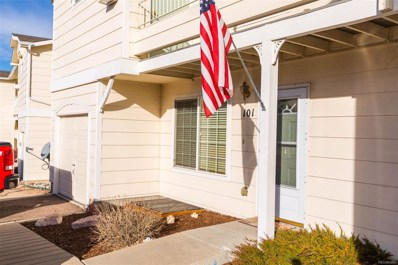 4870 Rusty Nail Point UNIT 101, Colorado Springs, CO 80916 - MLS#: 9367049