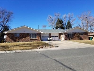 3543 Wright Street, Wheat Ridge, CO 80033 - MLS#: 9367116