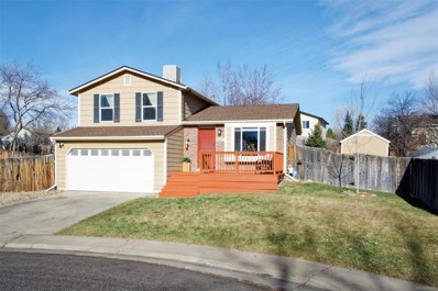 9127 W Chestnut Avenue, Littleton, CO 80128 - MLS#: 9368049
