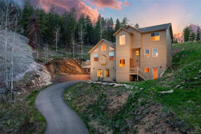 32311 Lodgepole Drive, Evergreen, CO 80439 - #: 9371121