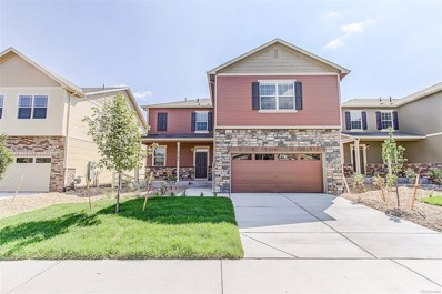 2064 Shadow Rider Circle, Castle Rock, CO 80104 - MLS#: 9371617