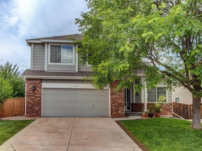 6917 Edgewood Court, Highlands Ranch, CO 80130 - #: 9374671