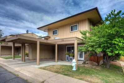 1536 Greenbriar Boulevard, Boulder, CO 80305 - #: 9375475