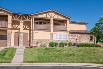 9795 W Freiburg Drive UNIT F, Littleton, CO 80127 - MLS#: 9377074