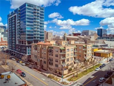 1200 Cherokee Street UNIT 102, Denver, CO 80204 - MLS#: 9378083