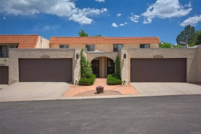 14415 Club Villa Drive UNIT C, Colorado Springs, CO 80921 - MLS#: 9385103