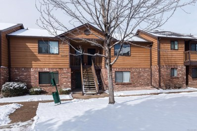 2265 S Buckley Road UNIT 101, Aurora, CO 80013 - MLS#: 9385778