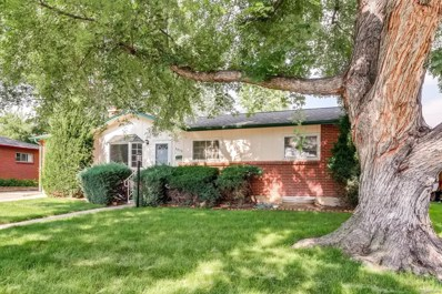 6826 Newcombe Street, Arvada, CO 80004 - MLS#: 9386803