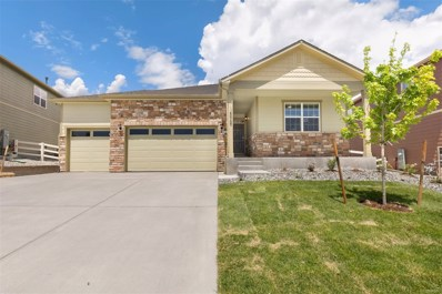 5969 Point Rider Circle, Castle Rock, CO 80104 - MLS#: 9391117
