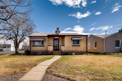 1396 Ironton Street, Aurora, CO 80010 - MLS#: 9391344