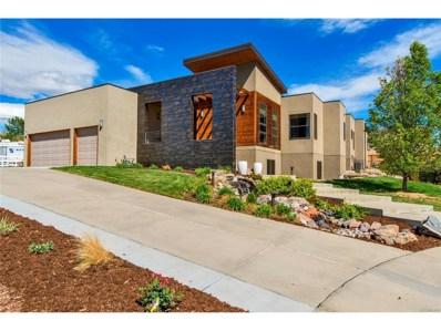 11963 W Belmont Drive, Littleton, CO 80127 - MLS#: 9397251