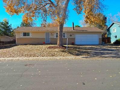 13163 Saturn Drive, Littleton, CO 80124 - MLS#: 9397967