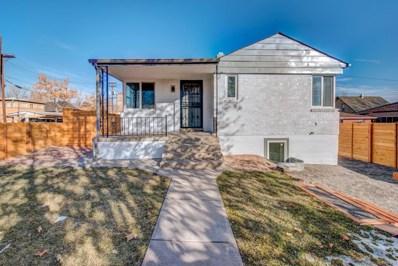 2925 W 41st Avenue, Denver, CO 80211 - #: 9398500