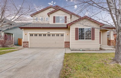 1240 Button Rock Drive, Longmont, CO 80504 - MLS#: 9401108