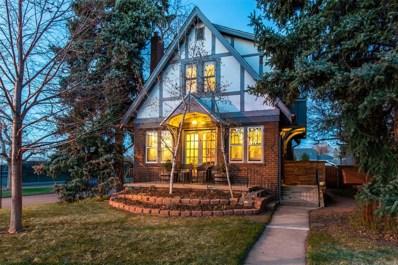 2390 Ivanhoe Street, Denver, CO 80207 - #: 9402119