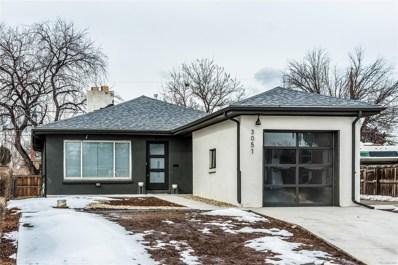 3051 Eudora Street, Denver, CO 80207 - #: 9406536