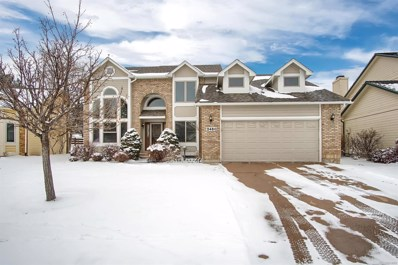2460 Shiprock Way, Colorado Springs, CO 80919 - #: 9407323