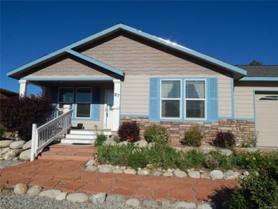 27665 County Road 313 UNIT 27, Buena Vista, CO 81211 - MLS#: 9408387