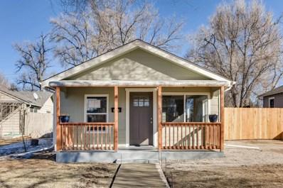 116 S Knox Court, Denver, CO 80219 - #: 9410563