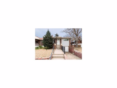 4218 Tejon Street, Denver, CO 80211 - MLS#: 9411552