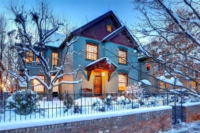 755 N Lafayette Street, Denver, CO 80218 - #: 9411751