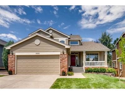 3898 Mallard Street, Highlands Ranch, CO 80126 - MLS#: 9413229