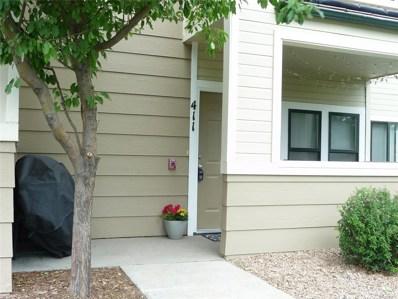 8707 E Florida Avenue UNIT 411, Denver, CO 80247 - MLS#: 9418202