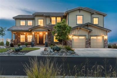 10868 Sundial Rim Road, Highlands Ranch, CO 80126 - MLS#: 9421790