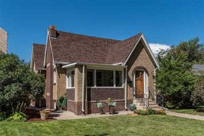 1471 Eudora Street, Denver, CO 80220 - #: 9425863