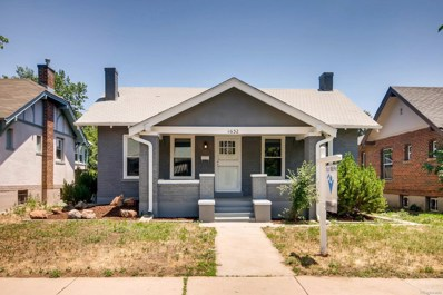 1632 Cherry Street, Denver, CO 80220 - MLS#: 9427635