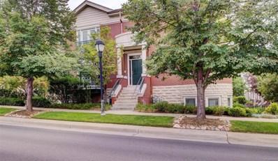 3730 E 1st Avenue UNIT A, Denver, CO 80206 - #: 9432572