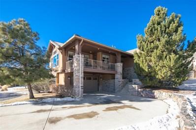 4301 Chateau Ridge Road, Castle Rock, CO 80108 - MLS#: 9433349