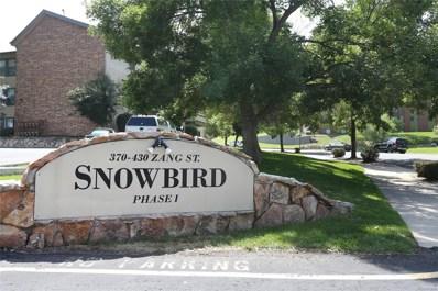 420 Zang Street UNIT 3-102, Lakewood, CO 80228 - #: 9436279